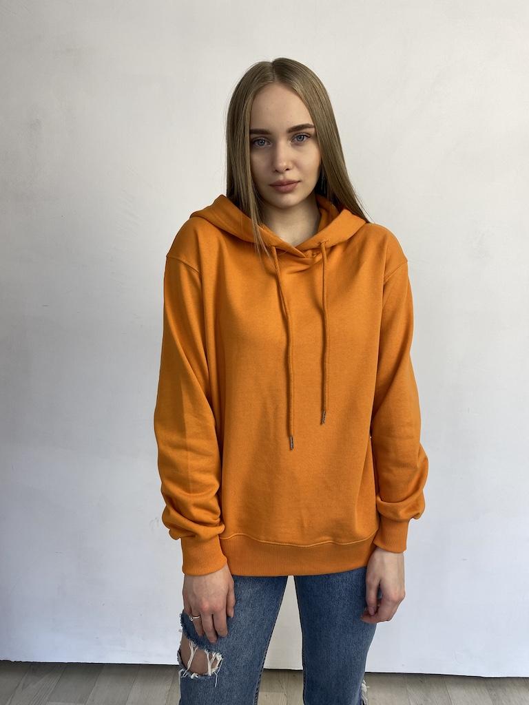 Батник оранжевый